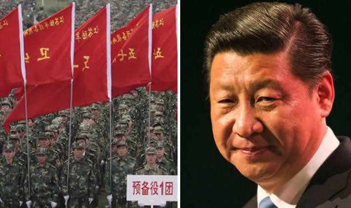 तैवान पर हमला करने का चीन के सामने अच्छा मौका – चीन के पूर्व लष्करी अधिकारी का दावा