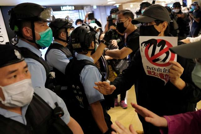 Hong Kong protests set to intensify as Coronavirus restrictions ease in China