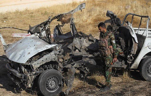 45 killed in IS attacks in Iraq and Syria