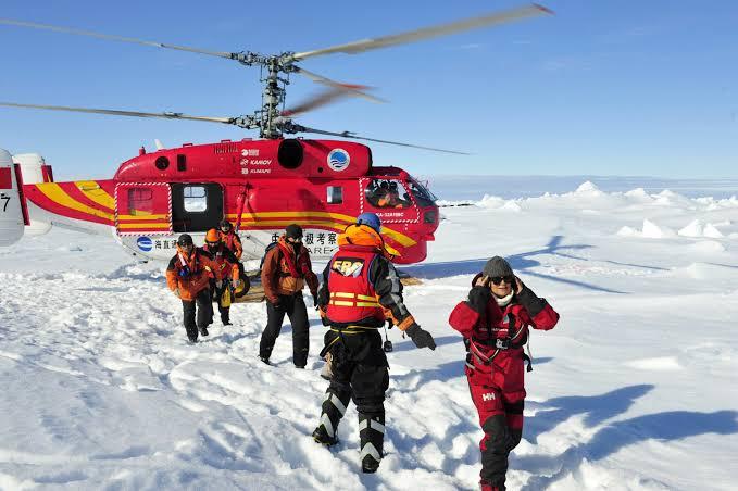 'साउथ चायना सी' के बाद चीन अंटार्क्टिका पर भी कब्ज़ा करेगा – ऑस्ट्रेलियन अभ्यास गुट की चेतावनी