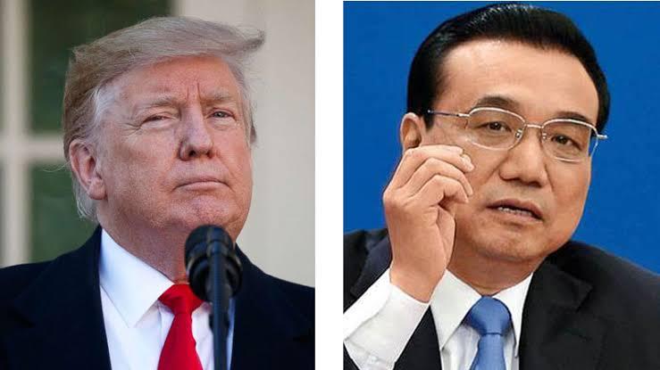 चीन-अमरीका संघर्ष में दोनों का भी नुकसान ही होगा – चीन के प्रधानमंत्री ली केकिआंग की धमकी