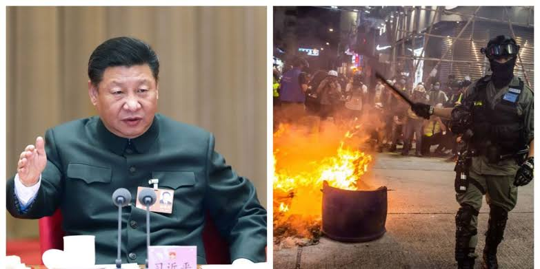 Nervous Chinese President Xi Jinping will flare Cold War, warns last British Governor of Hong Kong