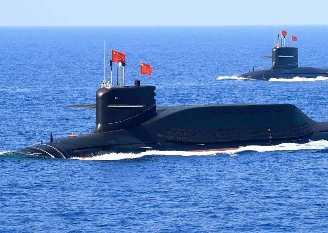 China's navy inducts two advanced nuclear-powered ballistic missile submarines