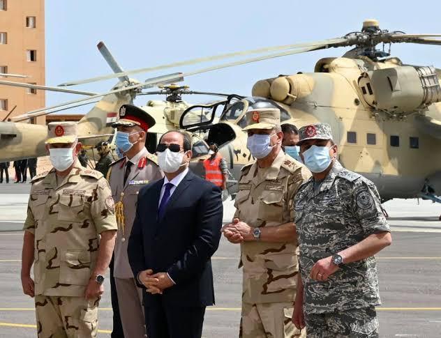 इजिप्त के राष्ट्राध्यक्ष का बयान यानी युद्ध का ऐलान – लिबियन सरकार की चेतावनी