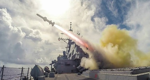 Taiwan to buy the Harpoon missiles from the United States
