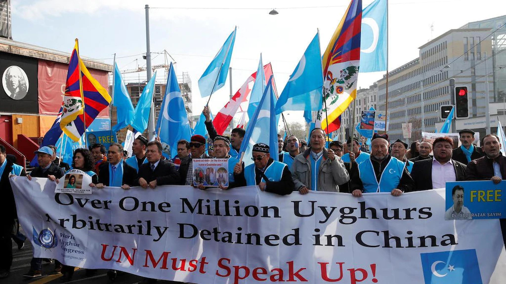 Uyghur rights group asks for probe into Uyghur genocide, demands to strip China's status at UNHRC
