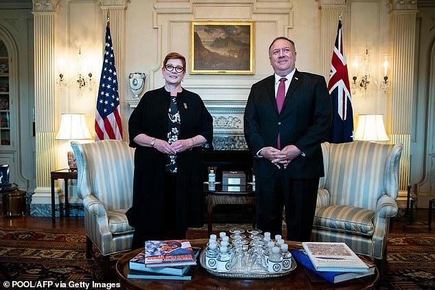 AUSMIN 2020: US and Australia to discuss on 'China'