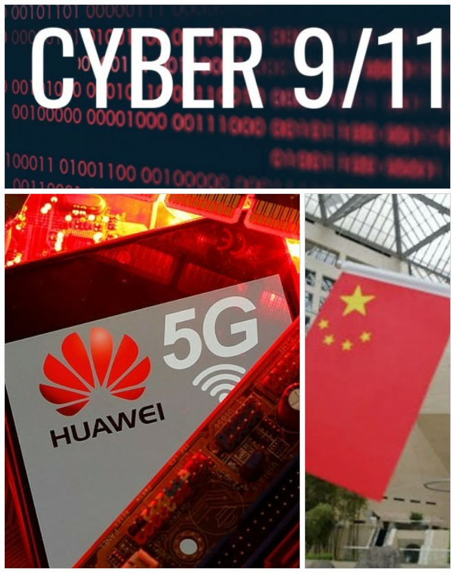 As tensions rise, British ministers warn that China may launch an online attack – 'Cyber 9/11' on UK