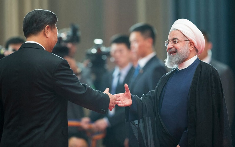 $400 billion in Iran, china,