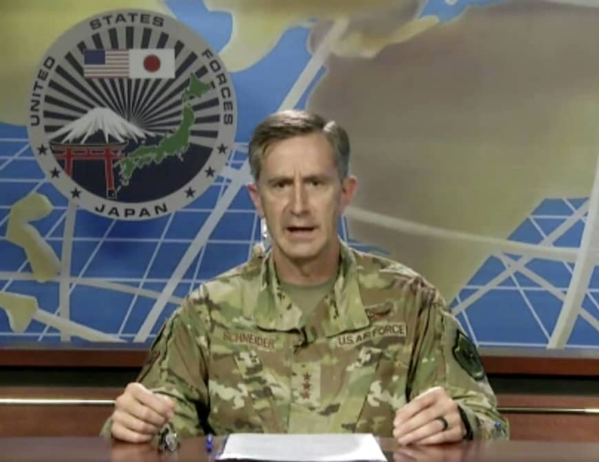 US will back Japan against Chinese incursions in East China Sea: US Commander
