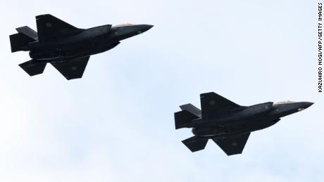 US approves sale of F-35s to Japan and Patriot missile upgrade for Taiwan