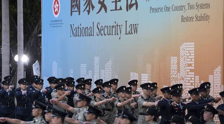 China threatens to retaliate after US action over Hong Kong