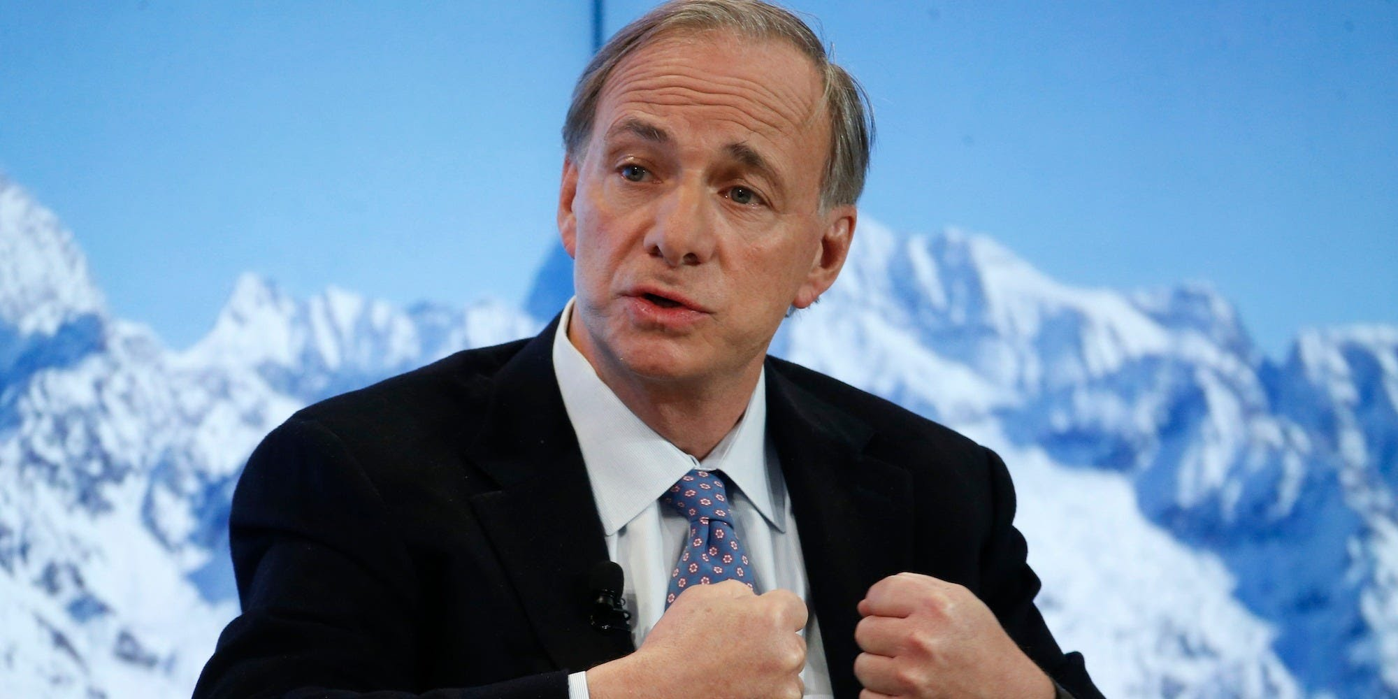 US-China economic warclosely resembles situation beforeWorld War II, US economist & investor Ray Dalio warns