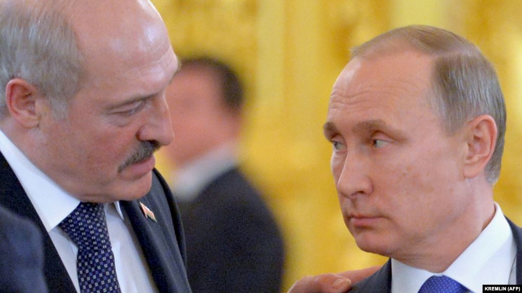 Russian President warns against any foreign interference in Belarus