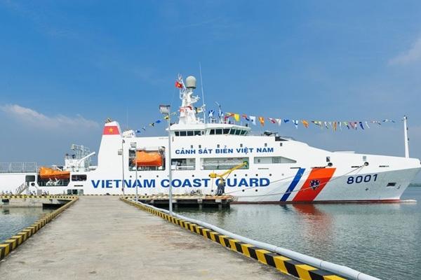 patrol ships, China, Japan, Vietnam
