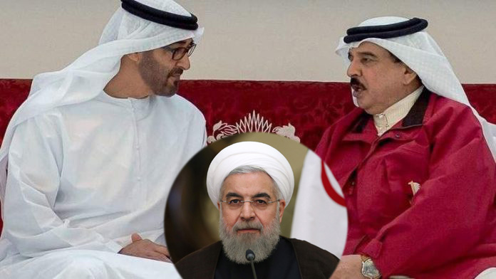 Iran warns bilateral ties with Israel has put UAE, Bahrain security at greater risk