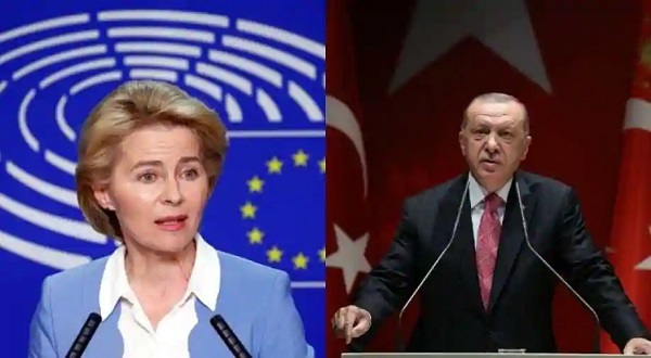 EU warns Turkey, says Greece and Cyprus can count on it for full solidarity against Ankara