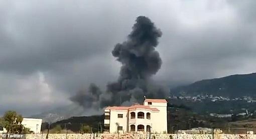 Another powerful explosion rocks Lebanon's Beirut, destroys Hezbollah arms depot