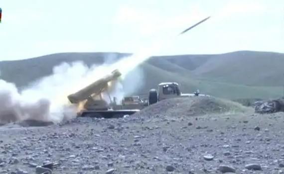3000 troops claimed dead in Armenia-Azerbaijan war as heavy fighting continues
