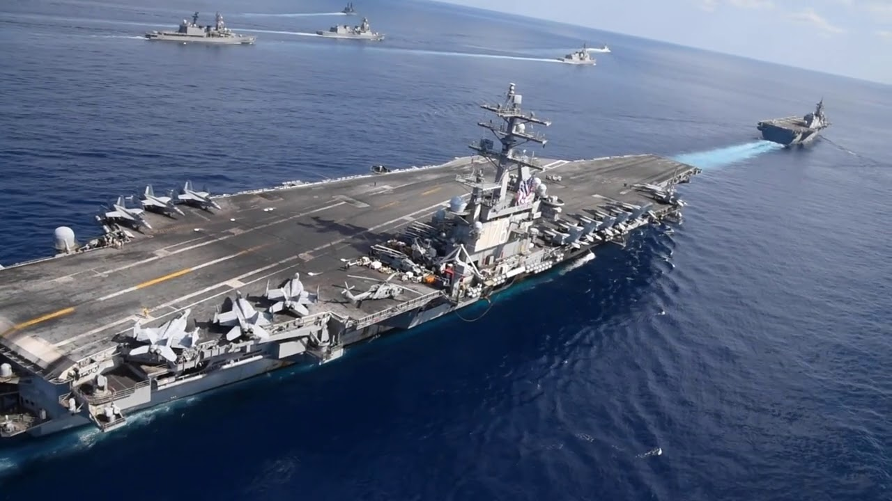 US, Japan send a stern warning to China through exercise 'Keen Sword'