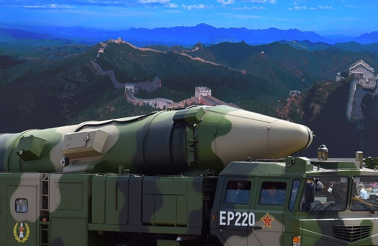 China prepares to attack Taiwan as it deploys S-400 system and DF-17 hypersonic missiles at military bases