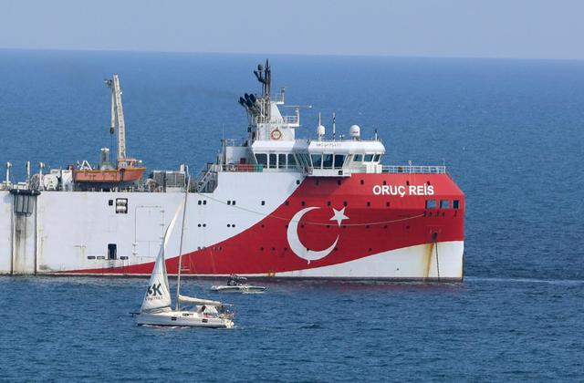 US, France & Germany lambast Turkey over Mediterranean Sea