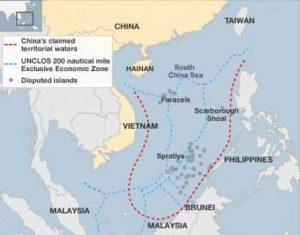 चीनला चिथावणी