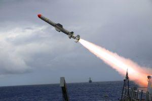 'ऐंटी शिप क्रूज़ मिसाइल'