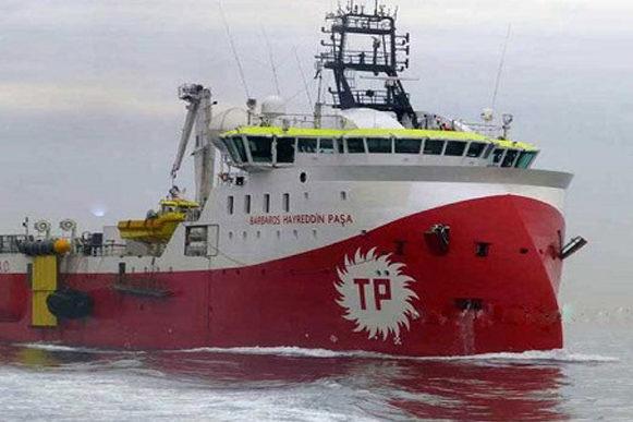 EUrenewssanctionsonTurkey over gas exploration in Mediterranean Sea
