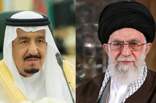 Saudi King Salman calls on the international community to unite against dangerous Iran