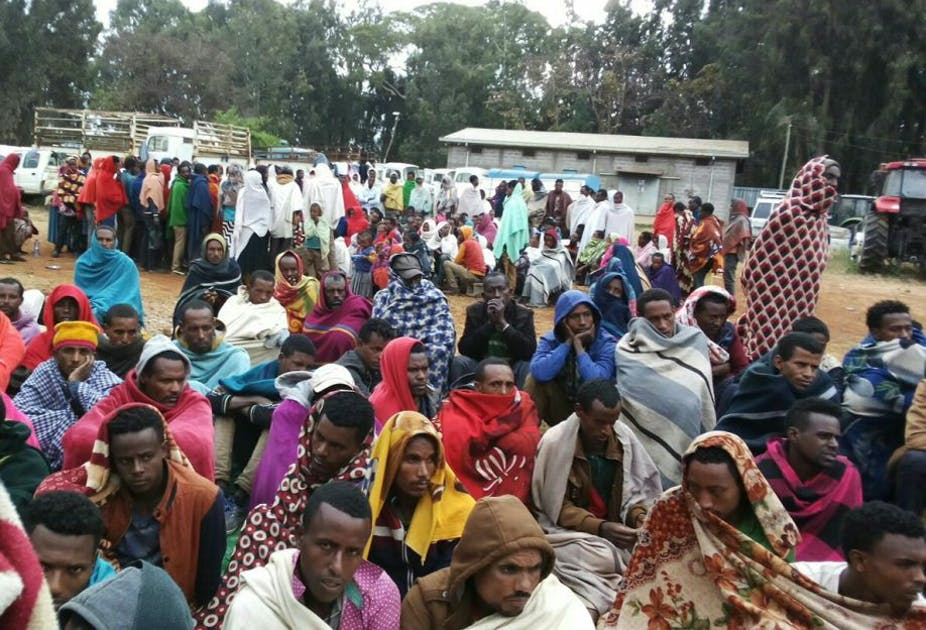 More than 200 killed in ethnic massacre in Ethiopia