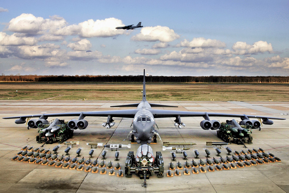In a threat to Iran, US deploys nuclear-capable B-52H bombers to Middle East