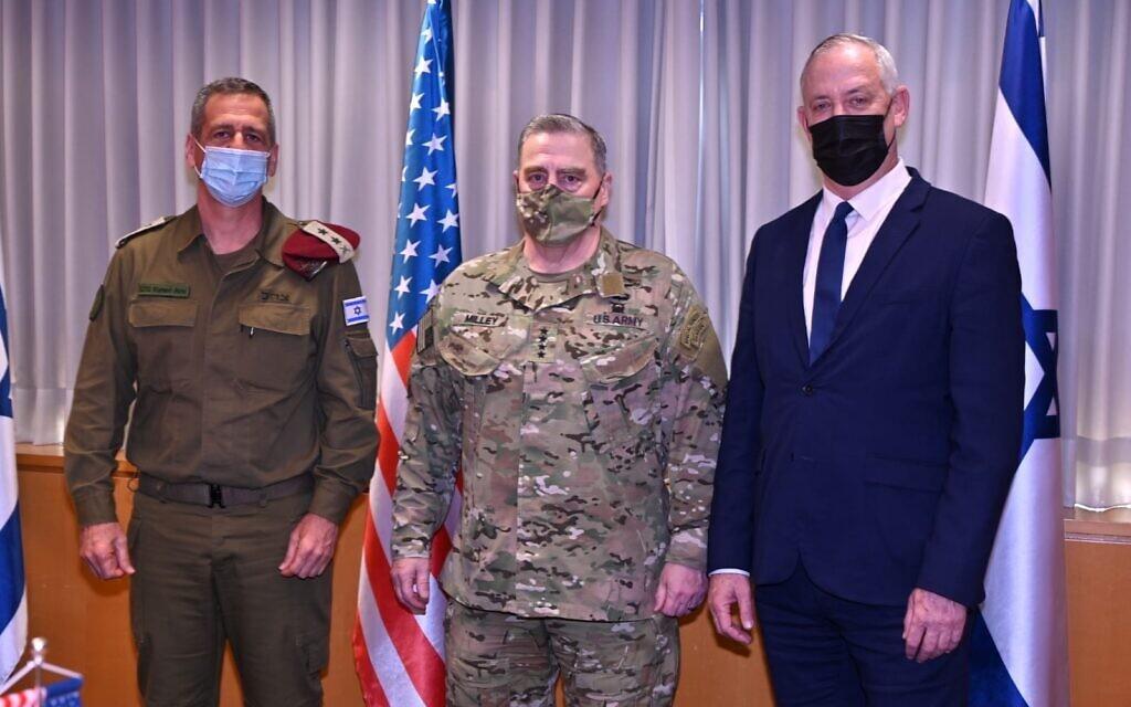 US prepared to react if Iran attacks for avenging Soleimani killing: US CENTCOM Commander Gen McKenzie