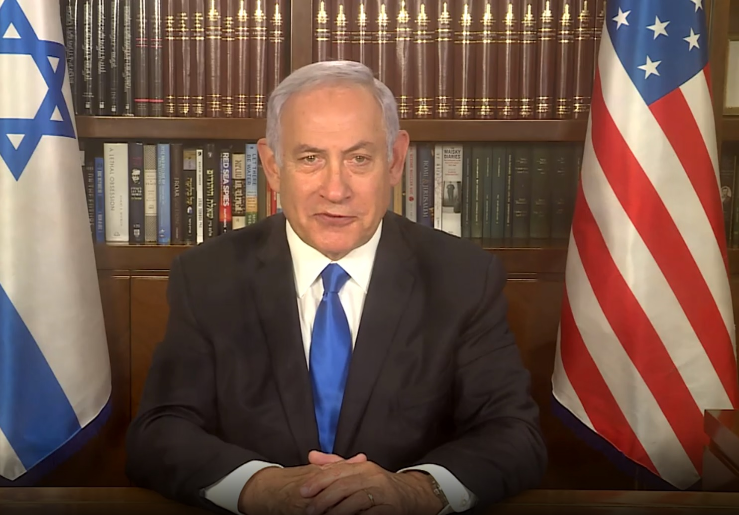 Biden administration should not make the mistake of lifting sanctions on Iran: Israel PM Netanyahu