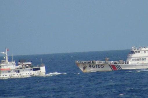 विदेशी जहाज़ों पर, कार्रवाई, पिपल्स लिबरेशन आर्मी, साऊथ चायना सी, सहयोग, चीन, स्प्रार्टले द्विपसमुह, TWW, Third World War