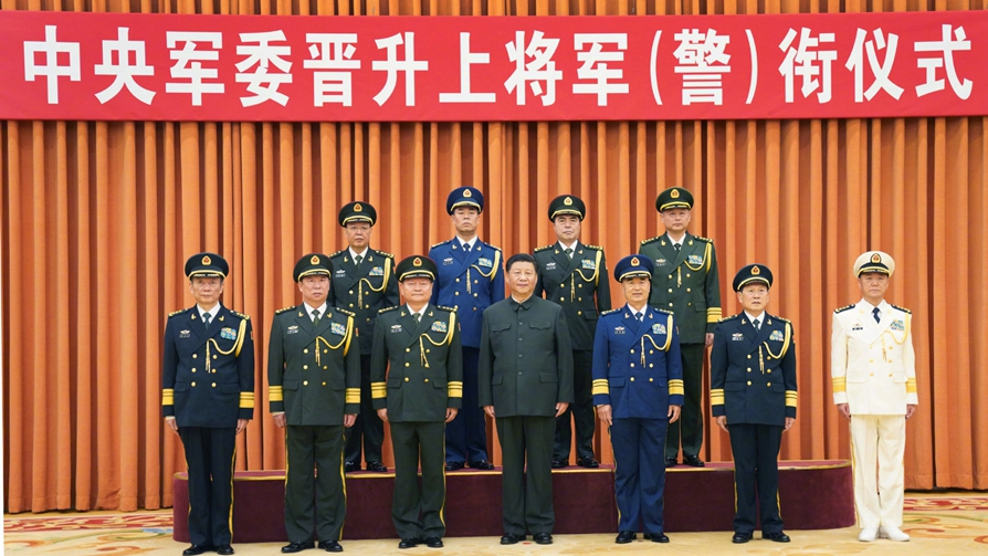 With new defence law, Xi Jinping gets absolute control over matters of national security