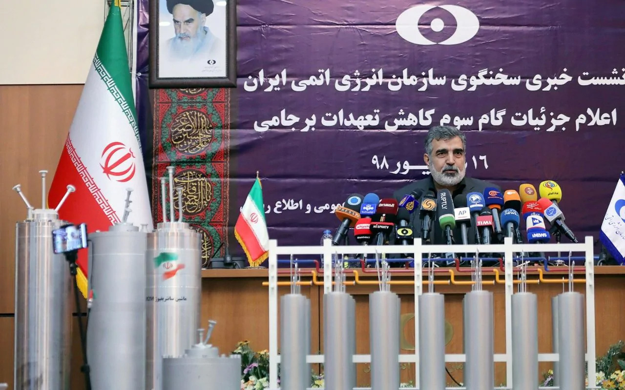 Iran claims it can easily enrich uranium for making nuclear weapons