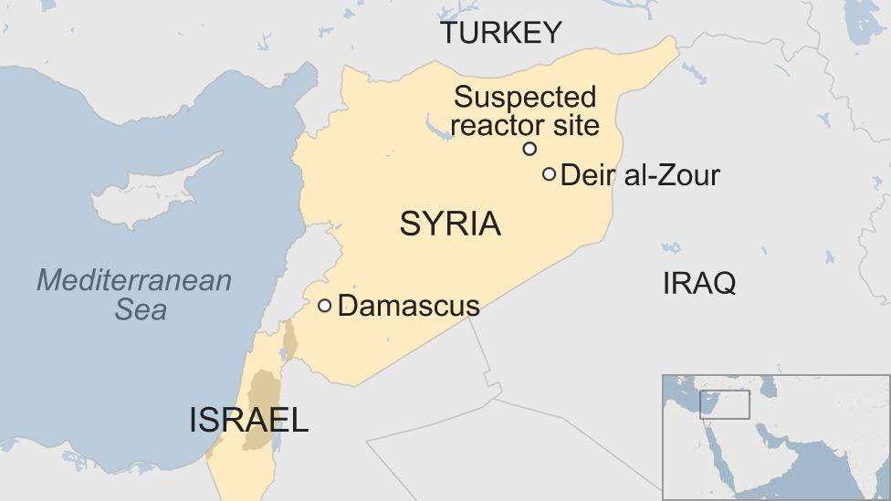 Israeli airstrikes target Iranian military bases in Syria killing more than 31