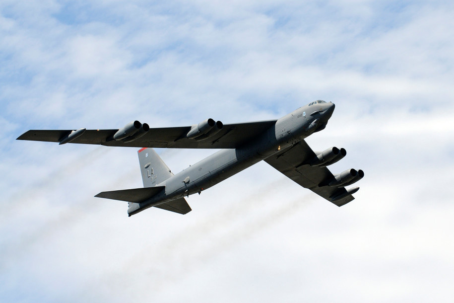 US makes fresh deployment of nuclear-powered B-52 bombers to Middle East