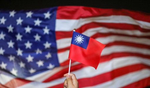 US State Secretary's visit to Taiwan may provoke a 'China-Taiwan' war, Chinese govt mouthpiece threatens