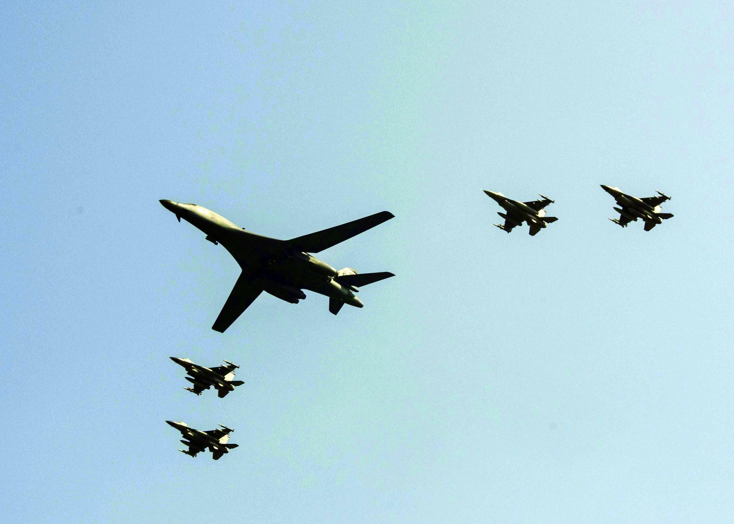 In a swift response, Russian bombers patrol Arctic ahead of US deployment in Europe's Norway