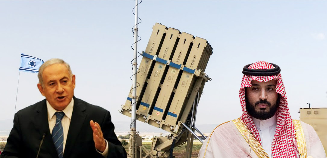 Israel should provide Saudi Arabia with Iron Dome missile defence system, Israeli military analyst suggests