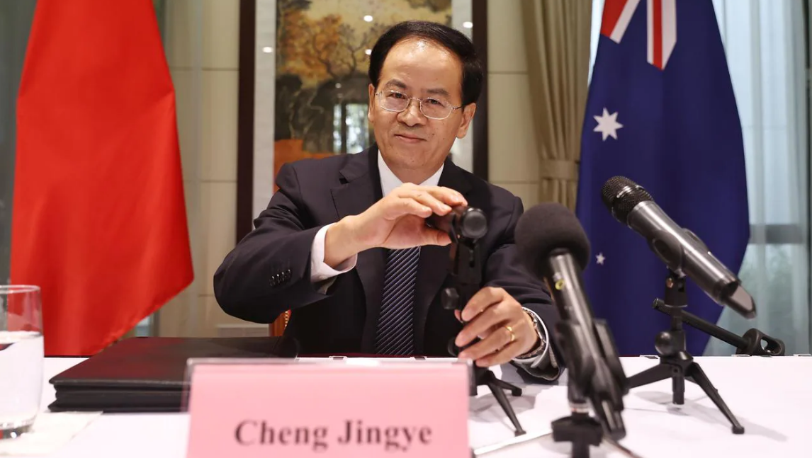 Australia's anti-China propaganda will affect bilateral ties, Chinese ambassador threatens