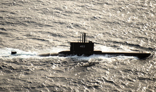 Indonesian submarine goes missing mysteriously off Bali coast