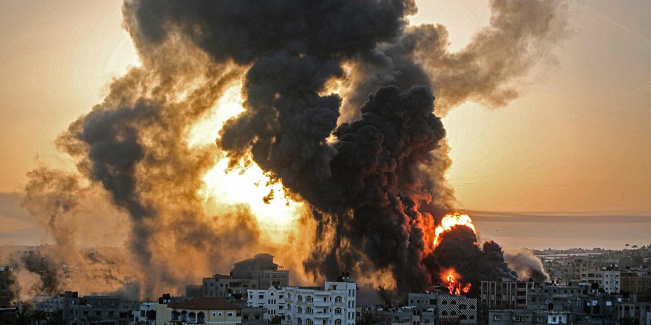 इस्राइल-पैलेस्टिन संघर्ष