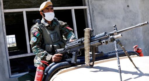 Afghan Armed Forces