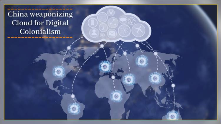 China's 'Digital Colonialism'