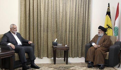 Hamas and Hezbollah, इस्रायलविरोधी, हमास और हिज़बुल्लाह