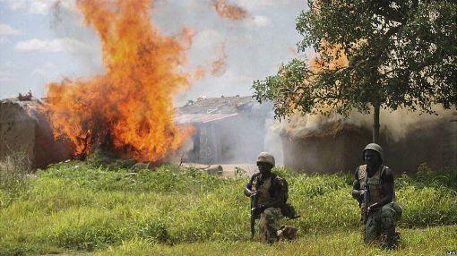Nigerian conflict