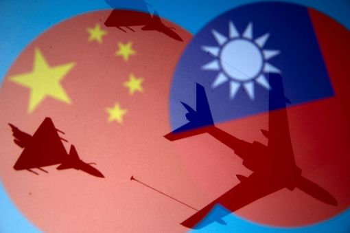 China carries out the largest incursion yet into Taiwan's airspace
